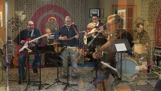 Tony Gregg Robert and Bill Performing She's A Lady Main Street Music and Art Studio