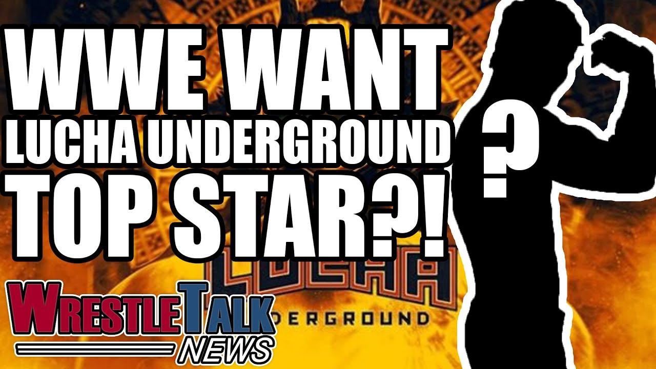 Hulk Hogan REFORMING nWo In WWE?! Top Lucha Underground Star To WWE?! |  WrestleTalk News Aug  2018