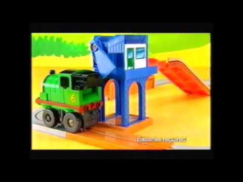 Thomas the Tank Engine: Fish (Season 4) UK from YouTube · Duration:  5 minutes 35 seconds