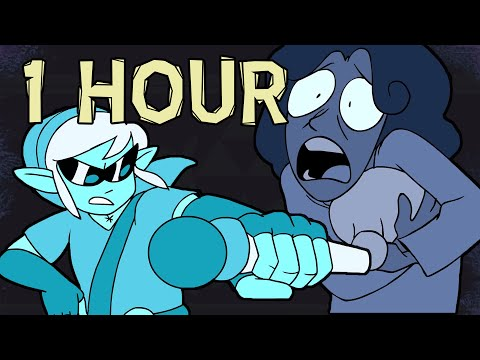 1 HOUR of The Hero Of Rhyme by Starbomb
