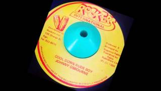"Johnny Osbourne"" cool Down Rude Boy"" + Dub"