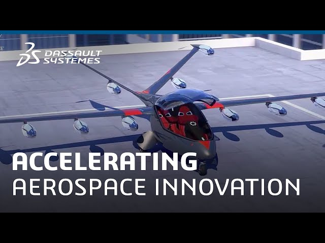 Accelerating Aerospace Innovation with Your Future Factory Strategy: Part 1 - Dassault Systèmes