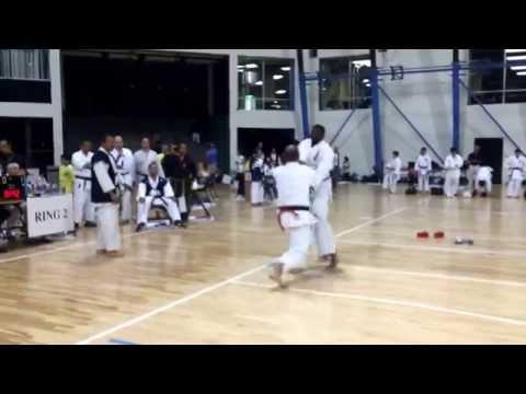 Nikkei games 2014 first match