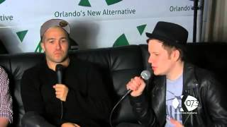 FALL OUT BOY Interview from The Big O