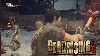 Dead Rising 3 - Walkthrough 1080p - Part 6 [No Commentary]