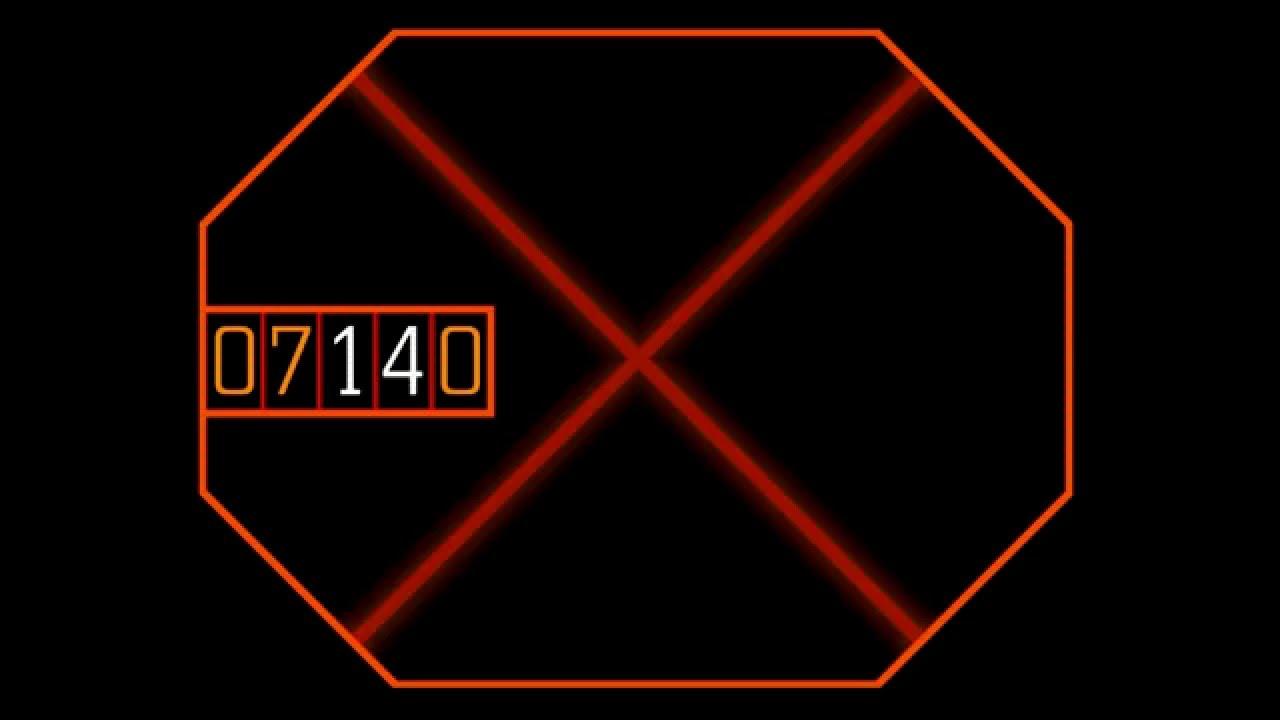 Alien Nostromo Destruct Sequence Youtube