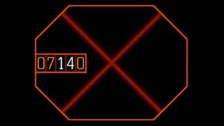 ALIEN - Nostromo destruct sequence