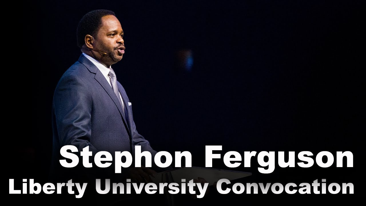 Stephon Ferguson - Liberty University Convocation