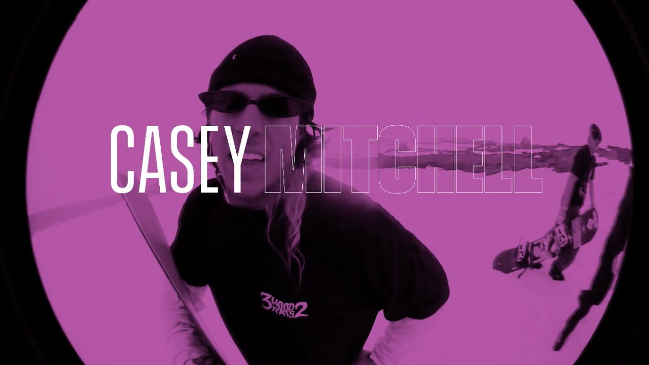 Lifestyle Farms Snowboarder Casey Mitchell