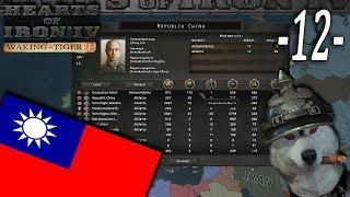 Hearts of Iron IV - Waking the Tiger - Demokratie China - #12 Ich krieg hals!