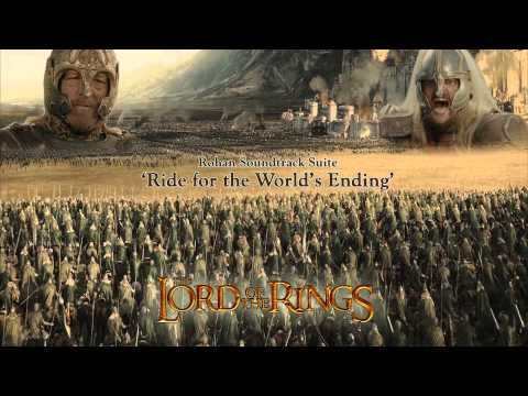 LOTR  Rohan  Rohirrim Soundtrack Suite
