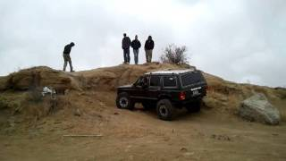 tip breaking a shaft in mikes rig at ram offroad park