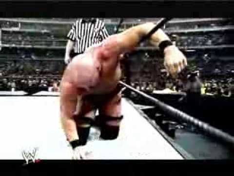 The Rock vs Stone Cold Steve Austin Wrestlemania 19 - Behind the Scenes (1/2)
