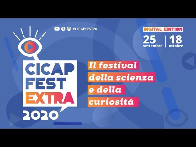 CICAP Fest EXTRA 2020: sta per iniziare!
