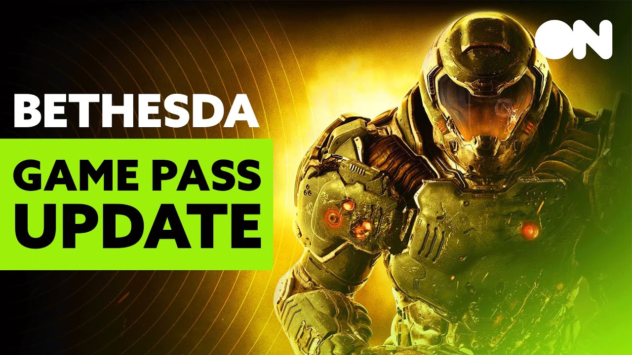 Xbox Game Pass Update | 10 NEW Bethesda Titles Available NOW
