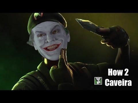 How 2 Caveira