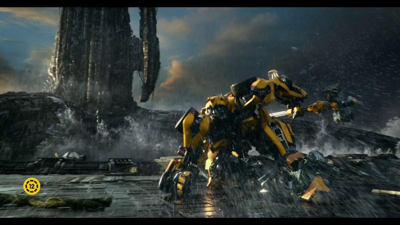Transformers: Az utolsó lovag - új, magyar nyelvű előzetes