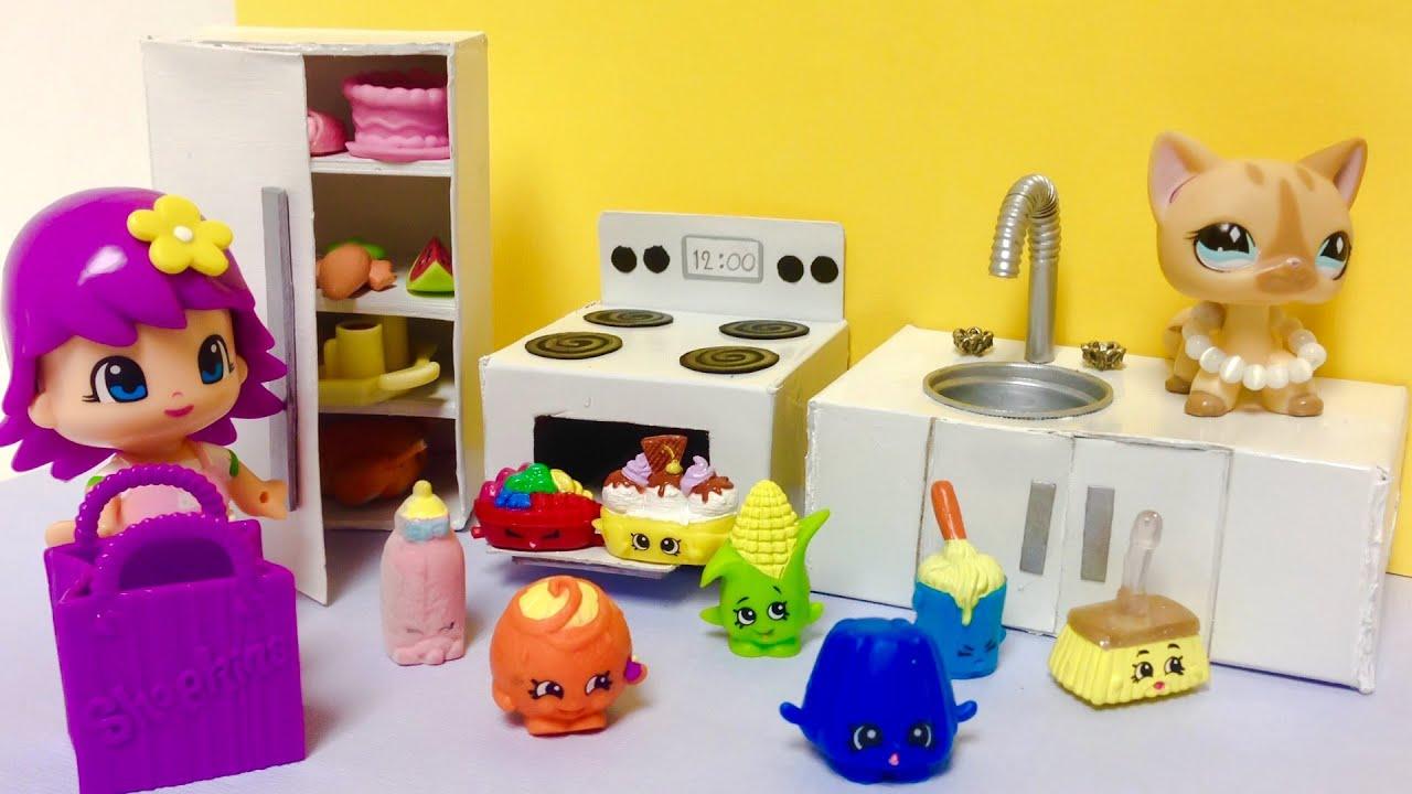 cocina de juguete para o muecas para nias youtube