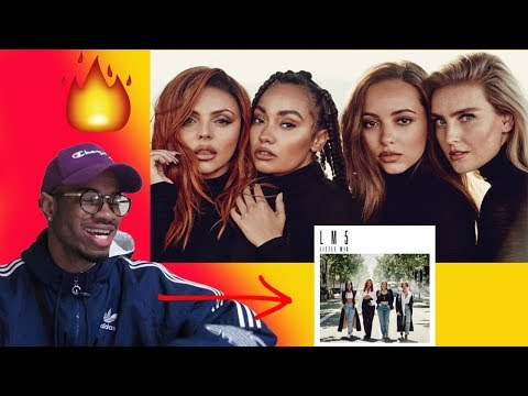 Reacting To - LITTLE MIX Songs I Haven't Listened To Yet (Shout out to my ex, Monster In Me, Wasabi)