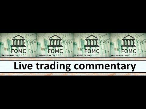 TRADING FOMC Live! 27 01 2015