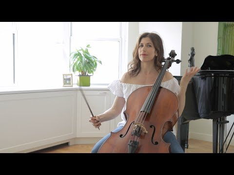 How To Start Working On A New Piece - Musings With Inbal Segev