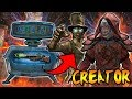 OLD JEB BROWN Made The PACK A PUNCH Machine! OLD WESTERN BLACKSMITH! Call of Duty Zombies Storyline