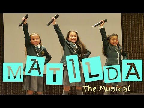 Esang de Torres in Matilda The Musical