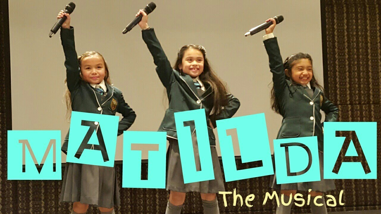 Esang de Torres in Matilda The Musical