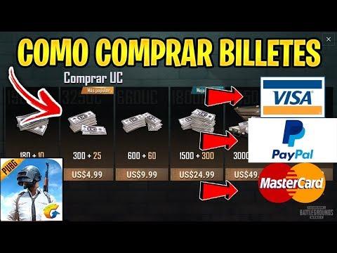 COMO COMPRAR BILLETES EN PUBG MOBILE? | METODO FACIL Y SEGURO | EMULADOR Y MOBILE