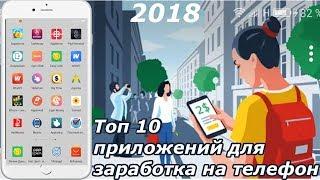 ТОП 10 ЗАРАБОТОК В ИНТЕРНЕТЕ БЕЗ ВЛОЖЕНИЙ
