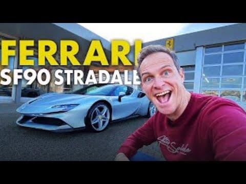 Ferrari SF 90 Stradale | 1000 PS | Autobahn | Matthias Malmedie