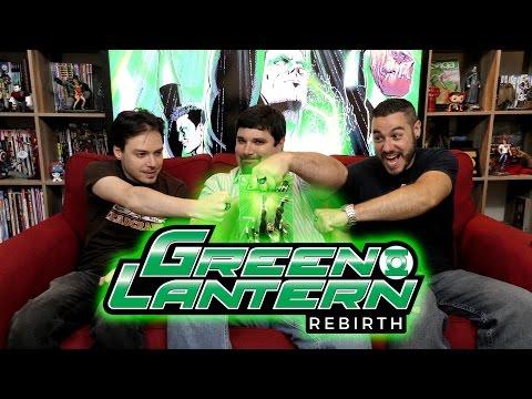 Hal Jordan Returns! | Green Lantern: Rebirth | Back Issues