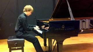 Liszt Hungarian Rhapsody no 8