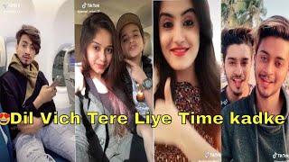 Dil Vich Tere Liye Time Kadke Viral Tiktok video  tiktok whatsapp status