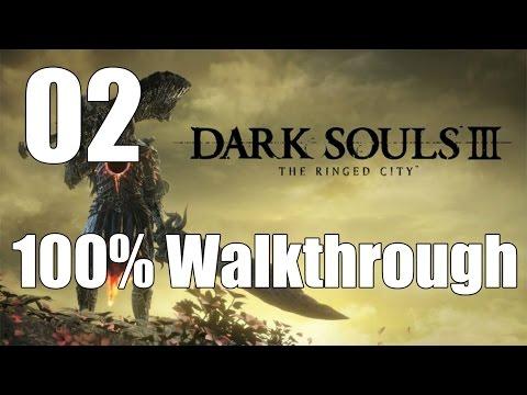 Dark Souls 3: The Ringed City - Walkthrough Part 2: Earthen Peak Ruins & Demon Prince