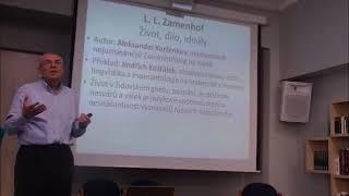 Ludvík Lazar Zamenhof – Život, dílo, ideály