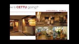 CETTU Brand Stroy for CHINA Thumbnail
