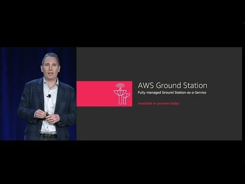 AWS Ground Station Preview Announcement