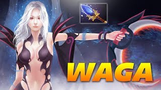 WAGA Vengeful Spirit MID LANE TOP MMR Dota 2