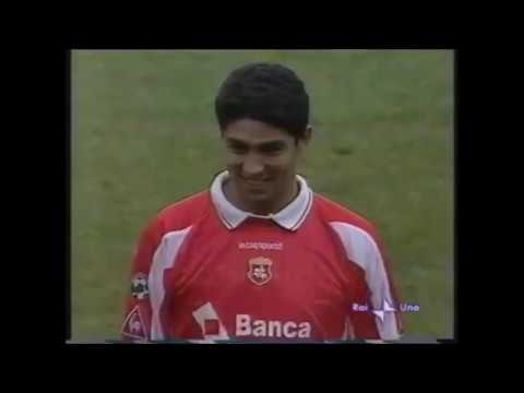 Ancona Perugia 0-0 2003-2004 & presentazione Jardel
