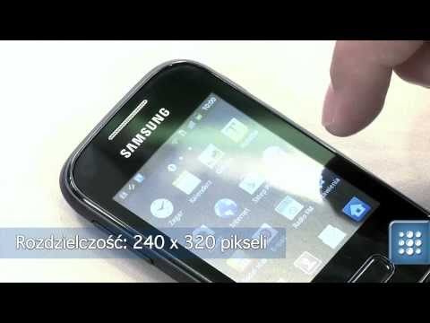 Samsung Galaxy Pocket GT S5300 - 5 rzeczy, które powinniście wiedzieć przed zakupem