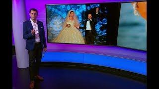 مسلمة تتزوج مسيحي في لبنان على وقع الأذان والترانيم