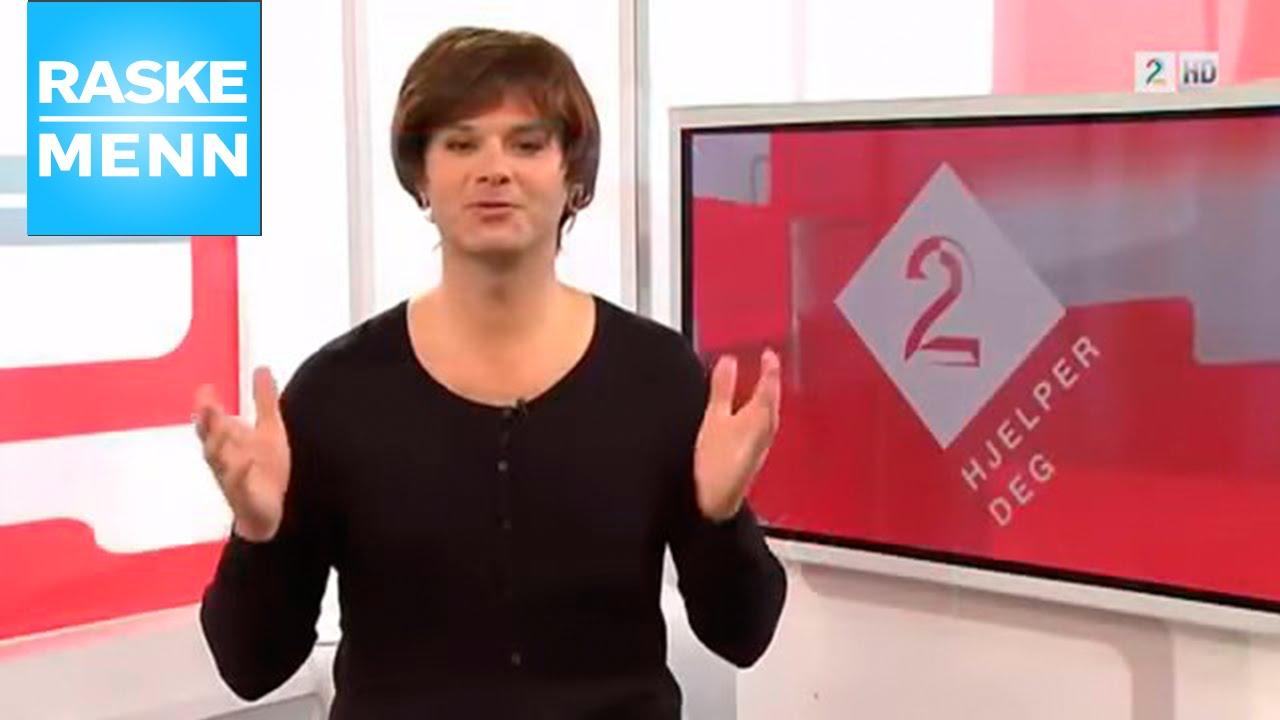 tv2 hjelper deg dildo