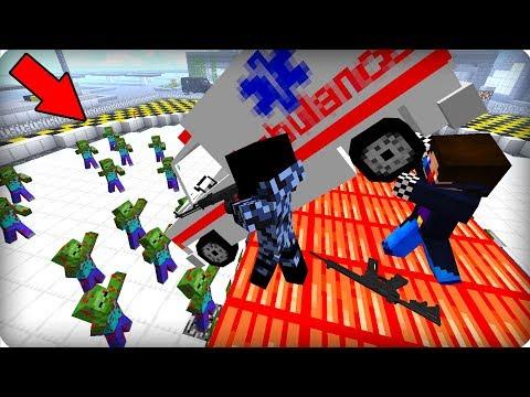 Это был обычный день [ЧАСТЬ 16] Зомби апокалипсис в майнкрафт! - (Minecraft - Сериал)