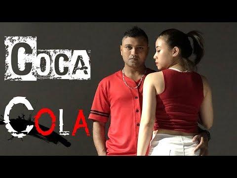 COCA COLA Song | Luka Chuppi | Dance Cover | Neha Kakkar |Tony Kakkar | Young Desi | SK Choreography