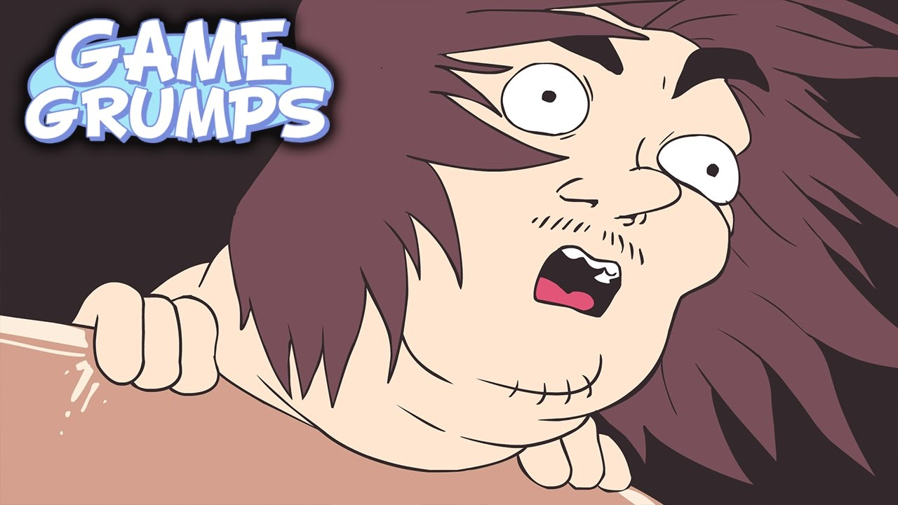 Anime Girl Sucking Penis game grumps animated - my dick's fallin' off -shoocharu