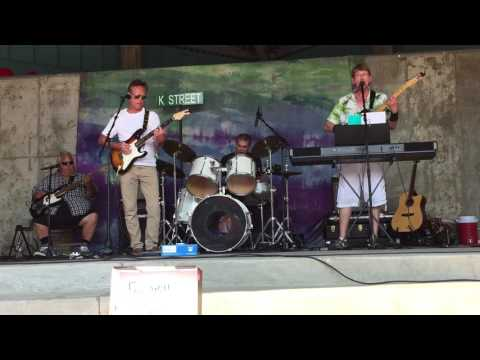 """K Street band's live cover version of Del Shannon's """"Runaway"""""""