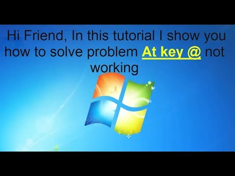 Keyboard Typing Wrong Characters At Key Not Working Keyboard