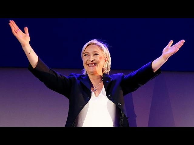 "Марин Ле Пен: ""Я предлагаю вам реальную альтернативу"""