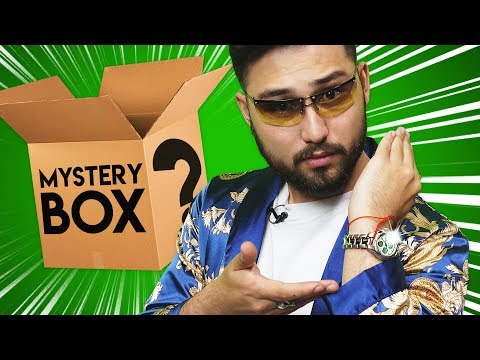 BUYING A $1000 MYSTERY BOX FROM EBAY
